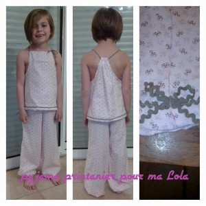 pyjama-printanier